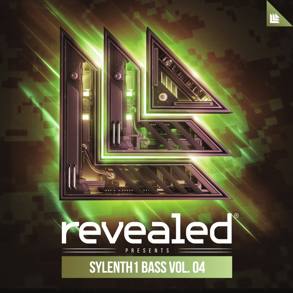 Revealed Sylenth1 Bass Vol. 4 - revealedrec⁠