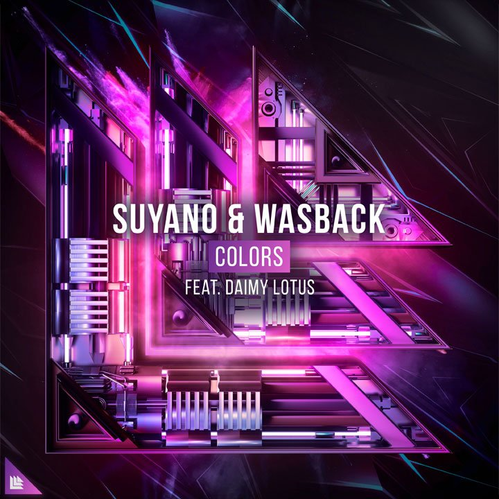 Colors - Suyano⁠ Wasback⁠ feat. Daimy Lotus