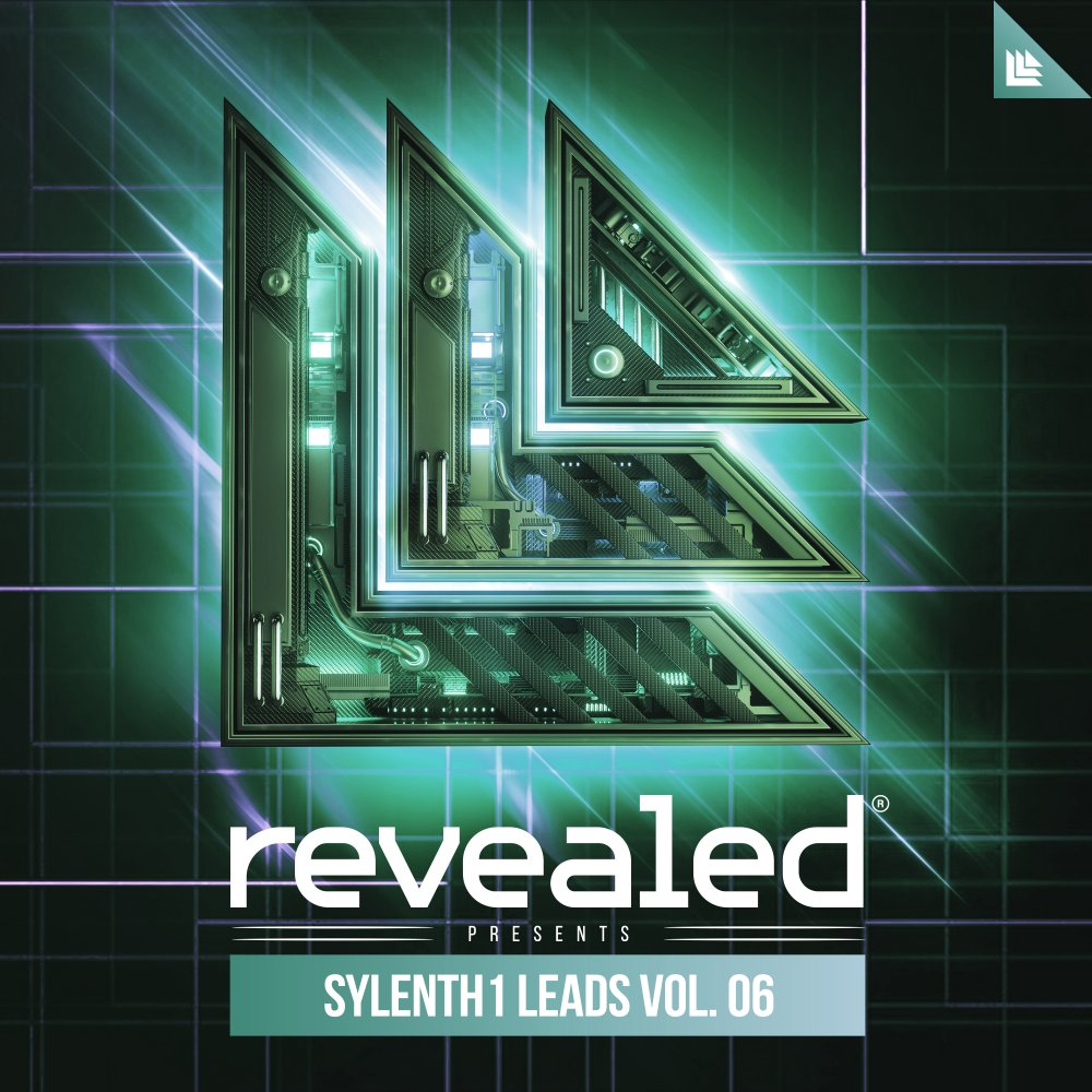 Revealed Sylenth1 Leads Vol. 6 - revealedrec⁠