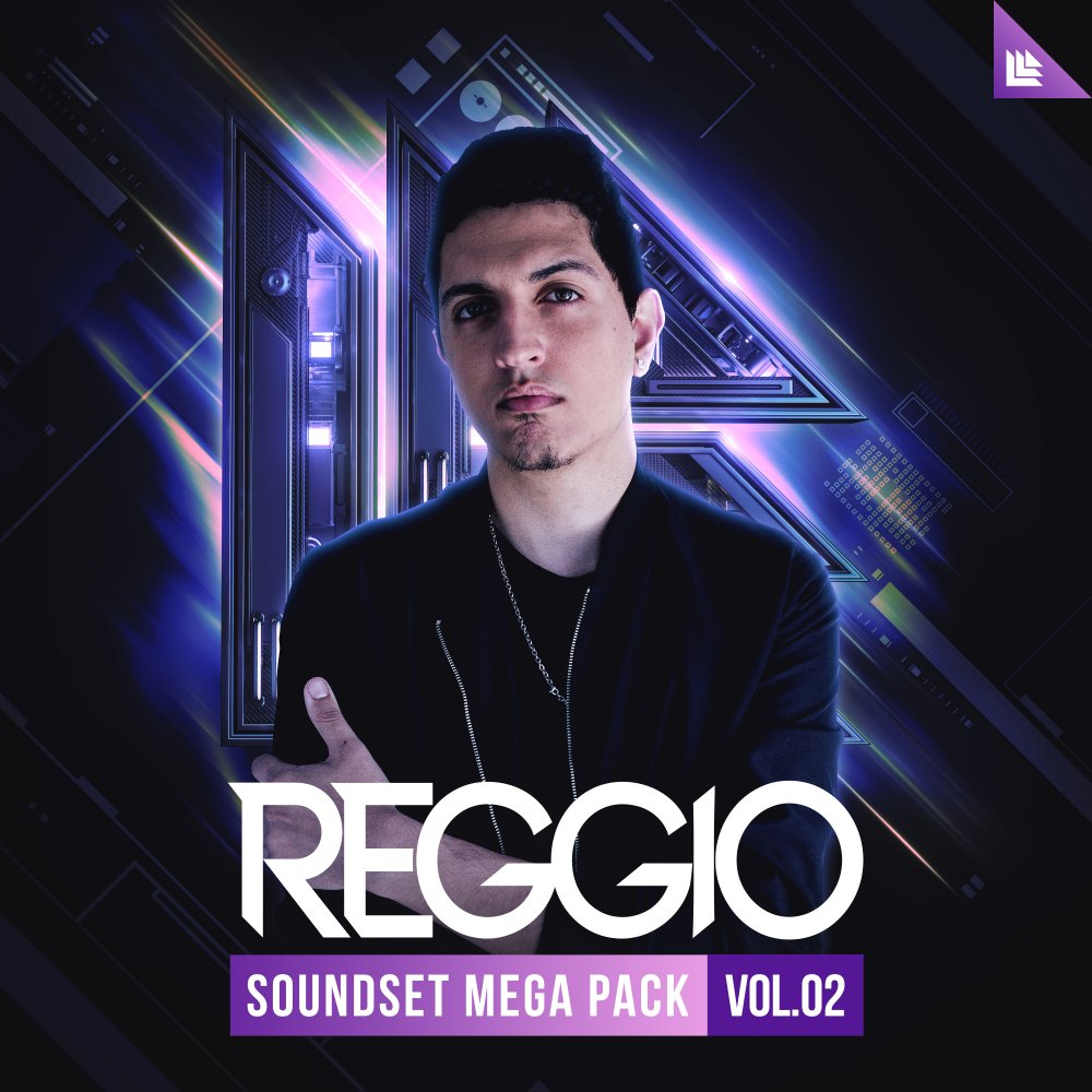 Revealed Artist Series: REGGIO Soundset Mega Pack Vol. 2 - Spire Soundset - REGGIO⁠