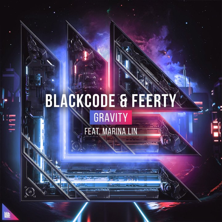 Gravity - BlackCode⁠ Feerty⁠ feat. Marina Lin