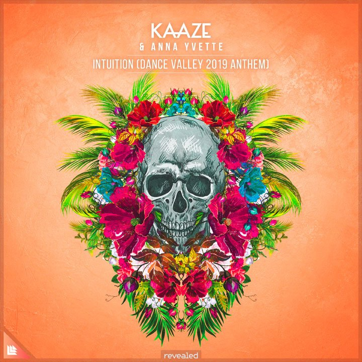 Intuition (Dance Valley Anthem) - KAAZE⁠ & Anna Yvette