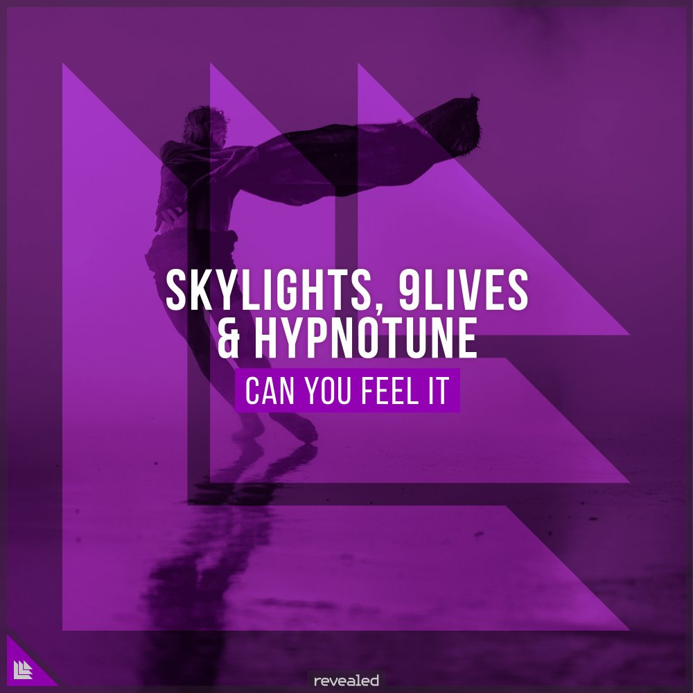 Can You Feel It - SkyLights⁠ 9lives⁠ Hypnotune⁠