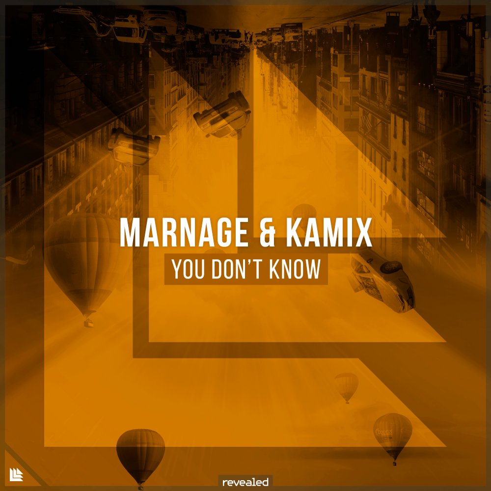 You Don't Know - Marnage⁠ Kamix⁠