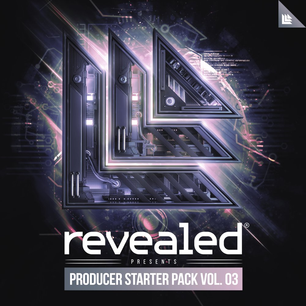 Revealed Producer Starter Pack Vol. 3 [FREE] - revealedrec⁠