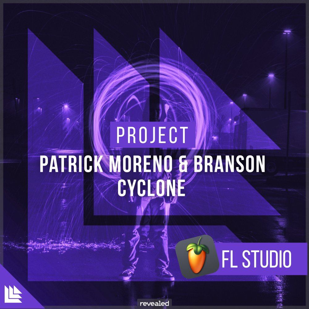 Cyclone (Project File) - Patrick Moreno⁠ BRANSON⁠