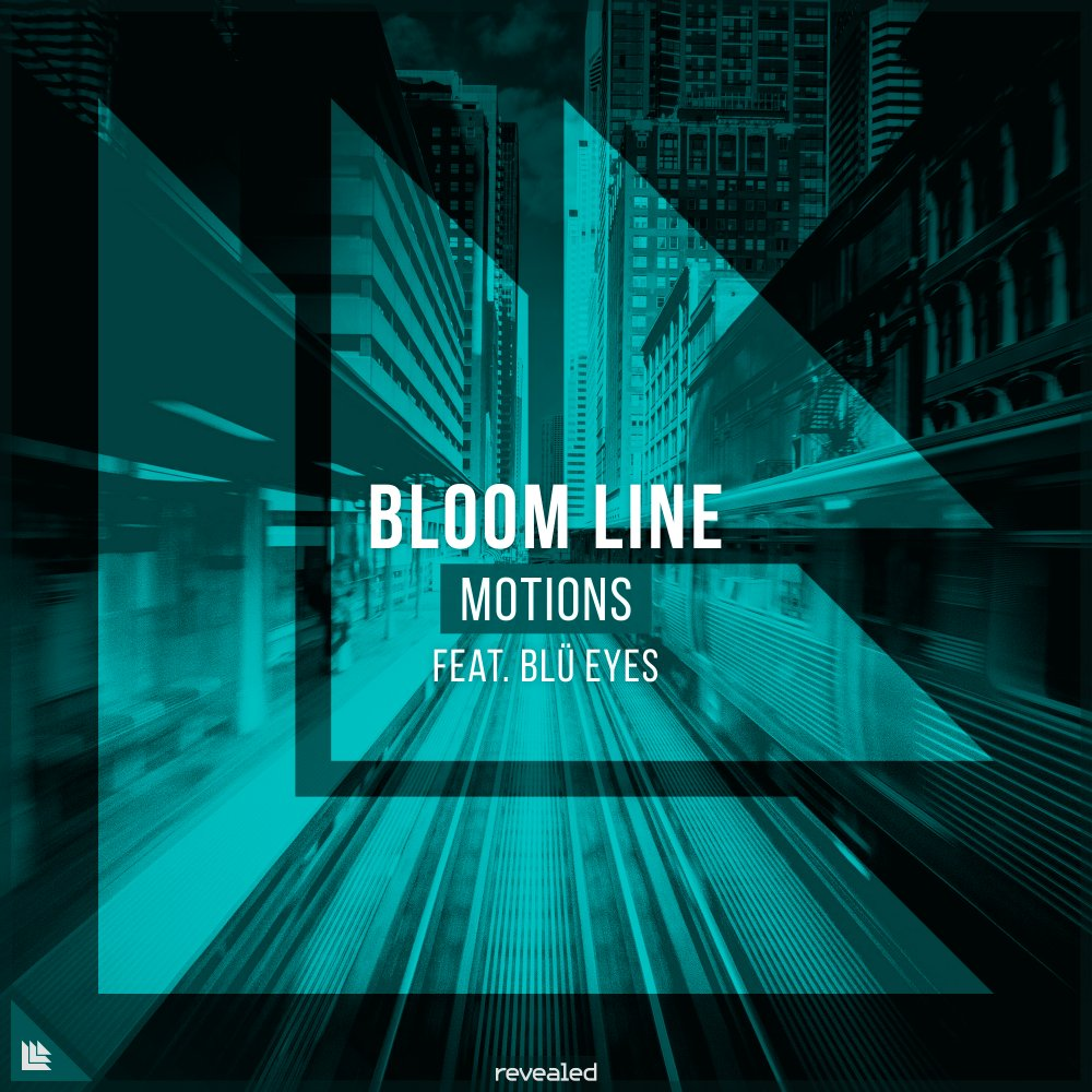 Motions - Bloom Line⁠ BLÜ EYES⁠