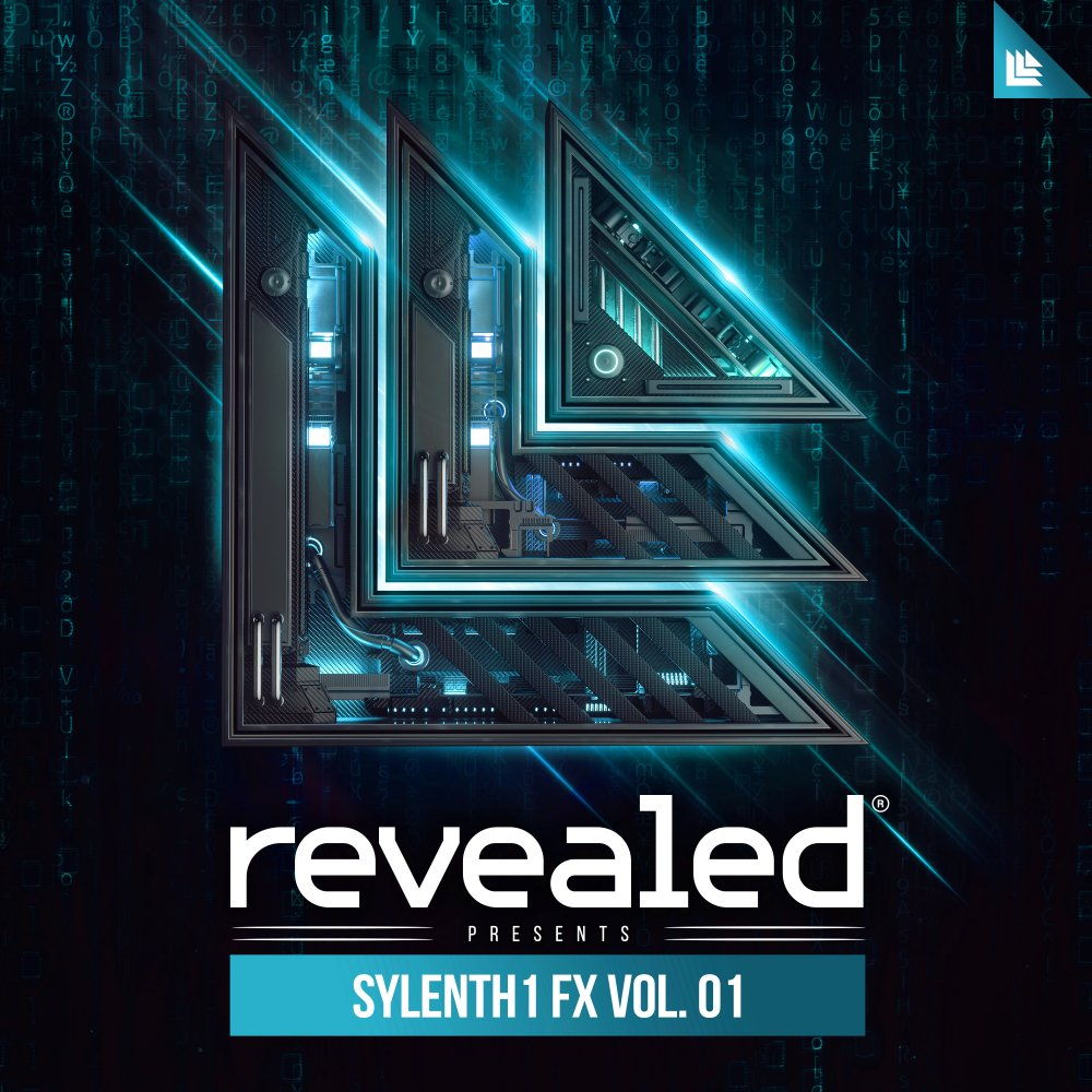 Revealed Sylenth1 FX Vol. 1 - revealedrec⁠