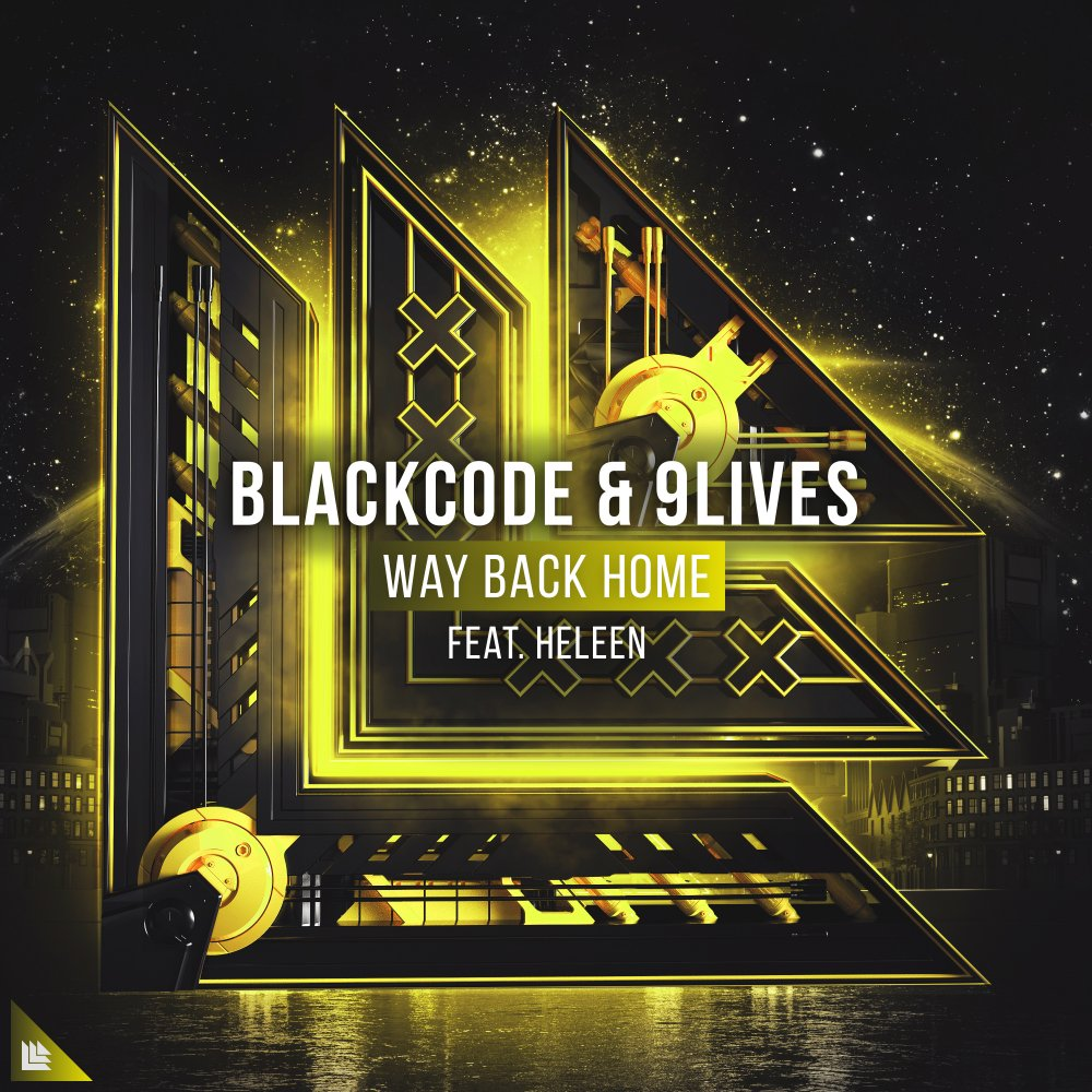 Way Back Home - BlackCode⁠ 9lives⁠ feat. Heleen