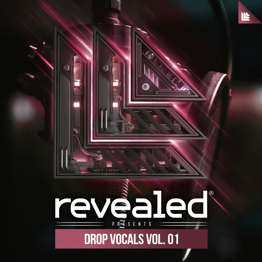 Revealed Drop Vocals Vol. 1 - revealedrec⁠