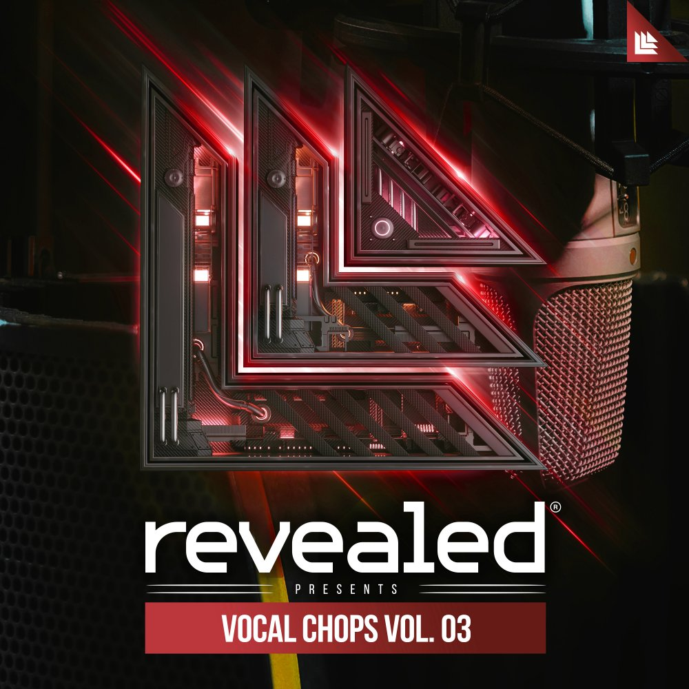 Revealed Vocal Chops Vol. 3 - revealedrec⁠