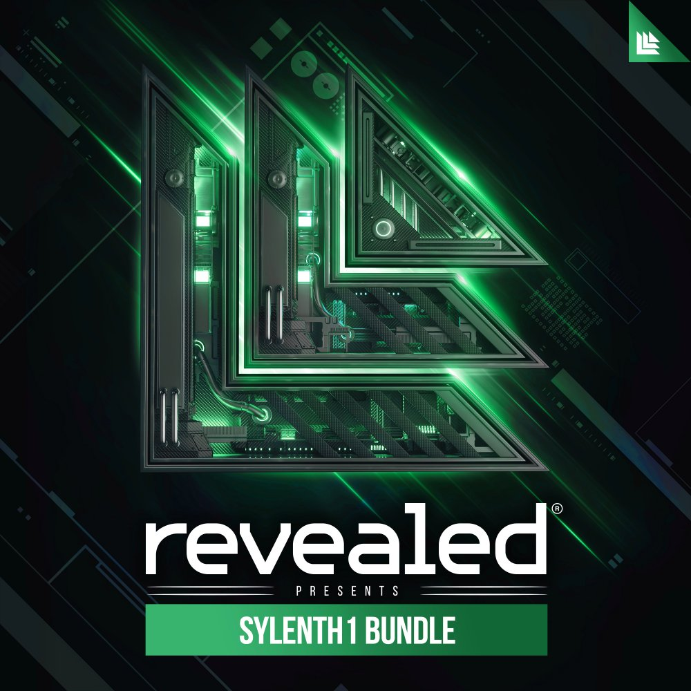 Revealed Sylenth1 Bundle - revealedrec⁠