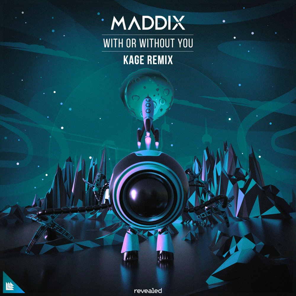 With Or Without You (Kage Remix) - Maddix⁠