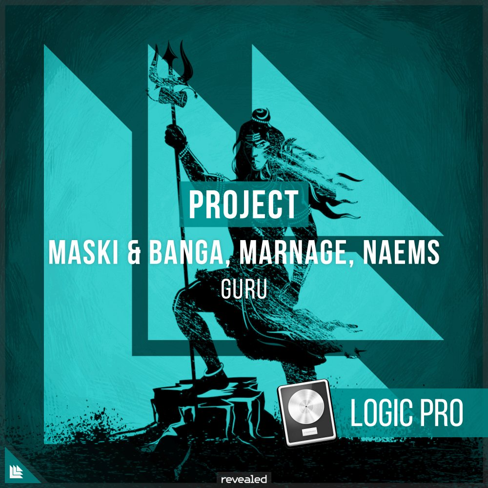 GURU (Logic Project) - Maski⁠ Banga⁠ Marnage⁠ NAEMS⁠