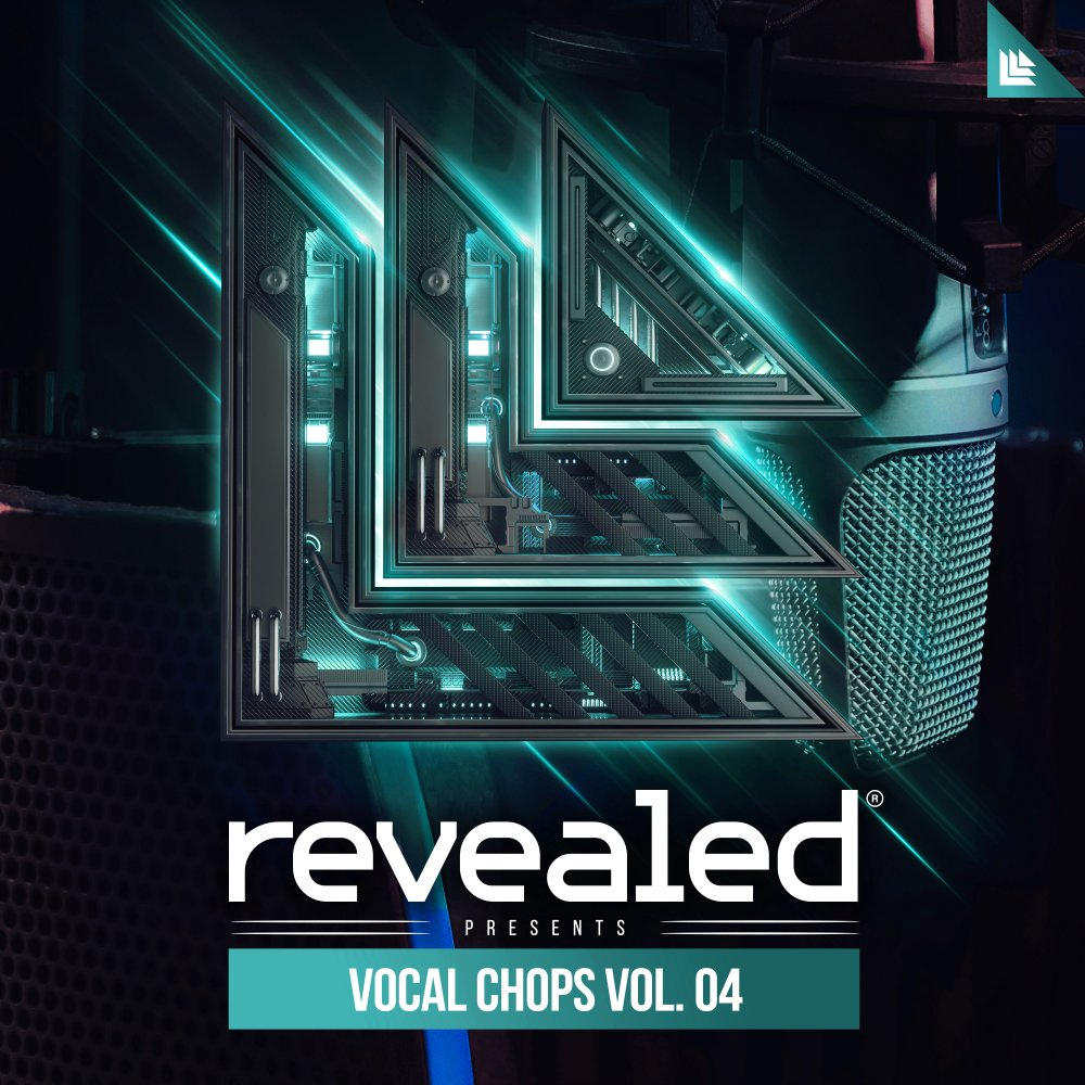 Revealed Vocal Chops Vol. 4 - revealedrec⁠