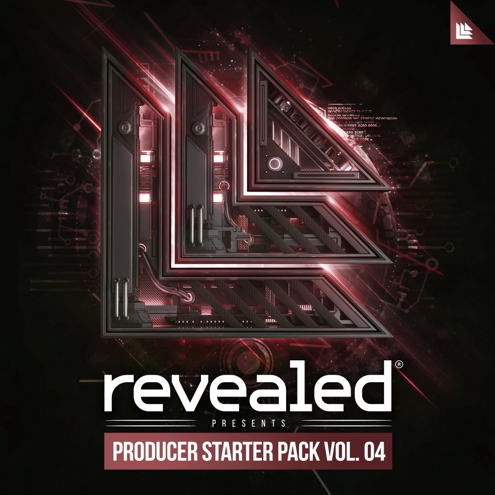 Revealed Producer Starter Pack Vol. 4 [FREE] - revealedrec⁠