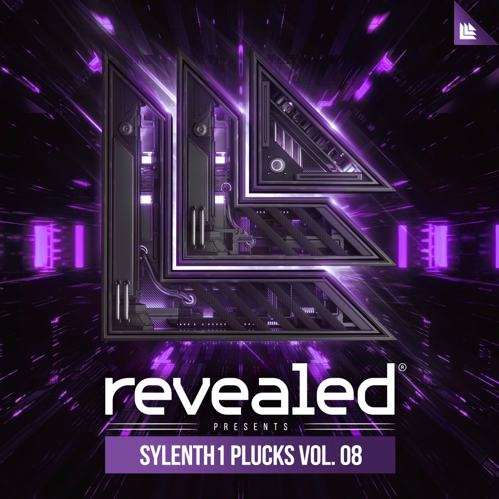 Revealed Sylenth1 Plucks Vol. 8 - revealedrec⁠