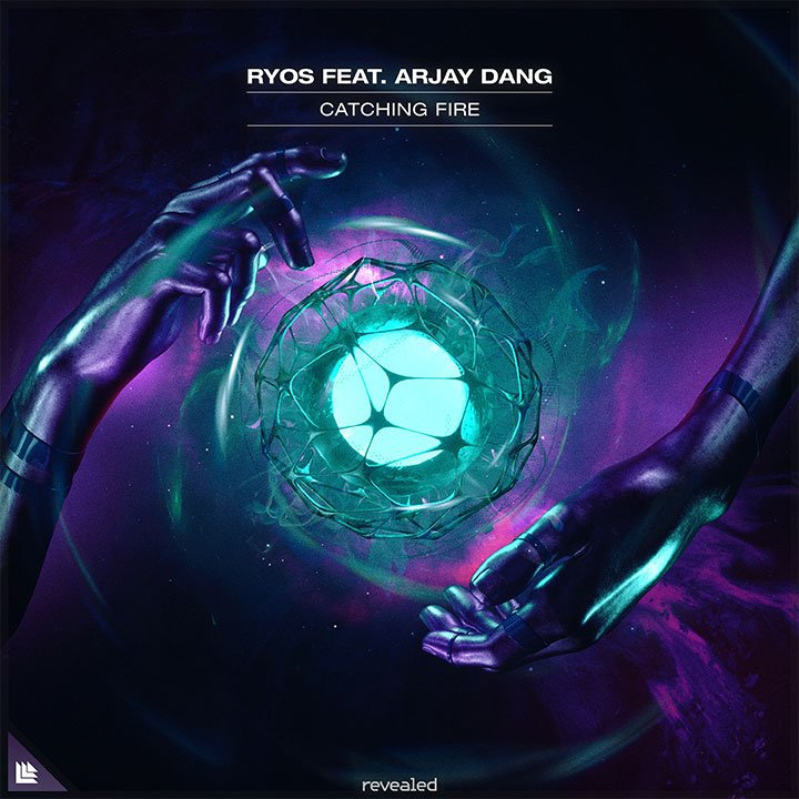 Catching Fire - Ryos⁠ feat. Arjay Dang