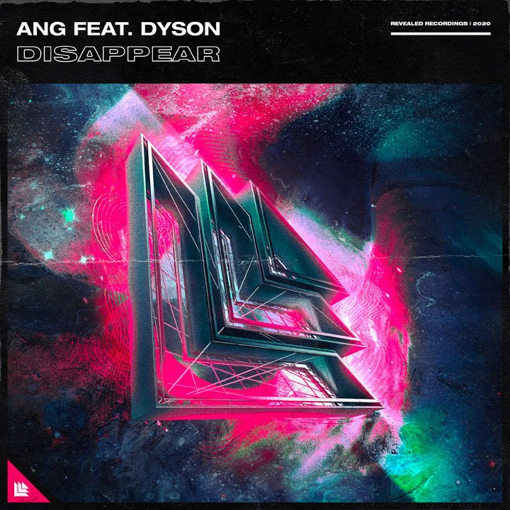 Disappear - ANG⁠ ⁠ ⁠feat. Dyson
