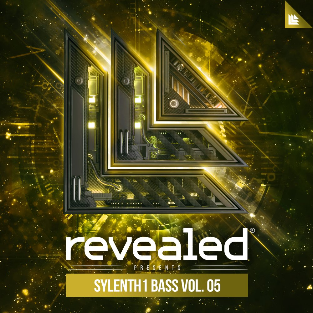 Revealed Sylenth1 Bass Vol. 5 - revealedrec