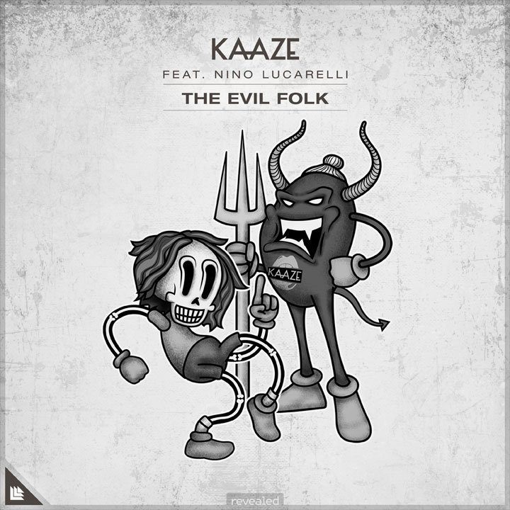 The Evil Folk - KAAZE⁠ feat. Nino Lucarelli⁠