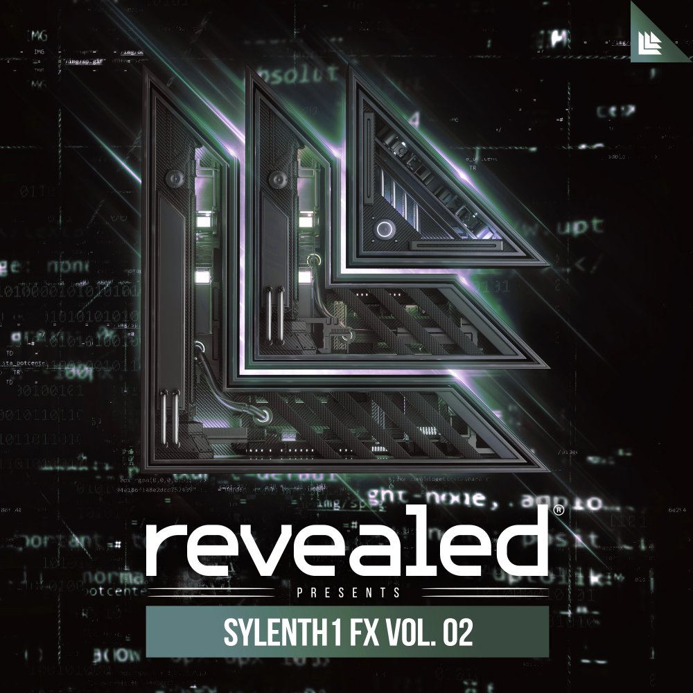 Revealed Sylenth1 FX Vol. 2 - revealedrec⁠