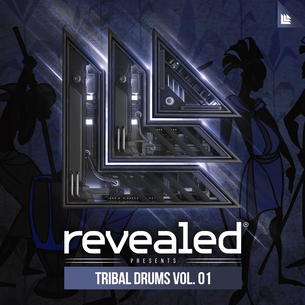 Revealed Tribal Drums Vol. 1 - revealedrec⁠