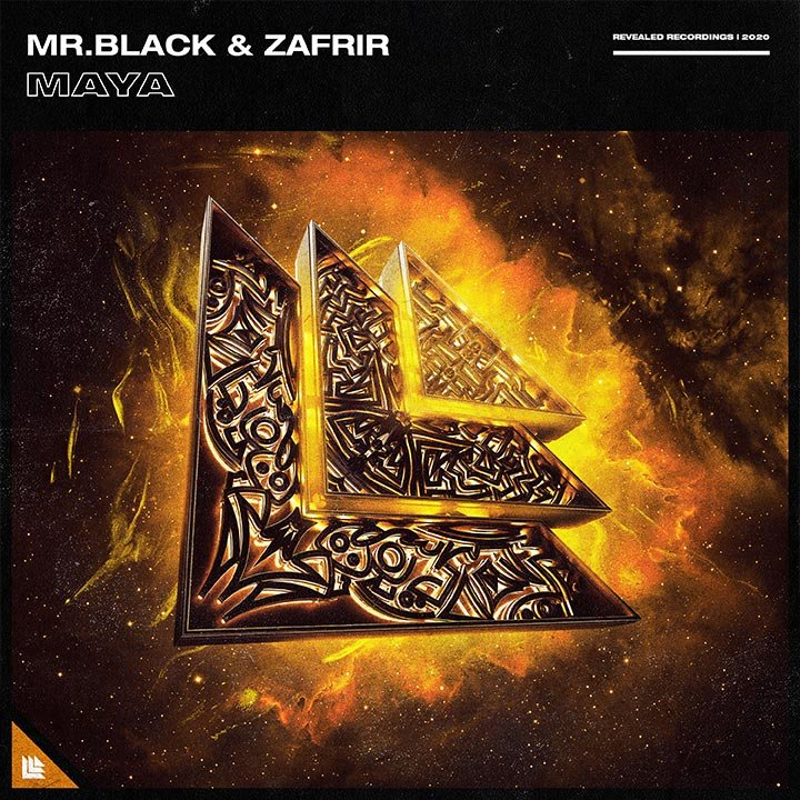 Maya       - MR.BLACK⁠ & Zafrir