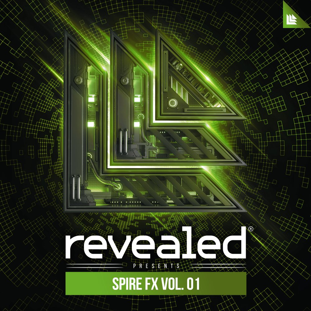 Revealed Spire FX Vol. 1 - revealedrec⁠