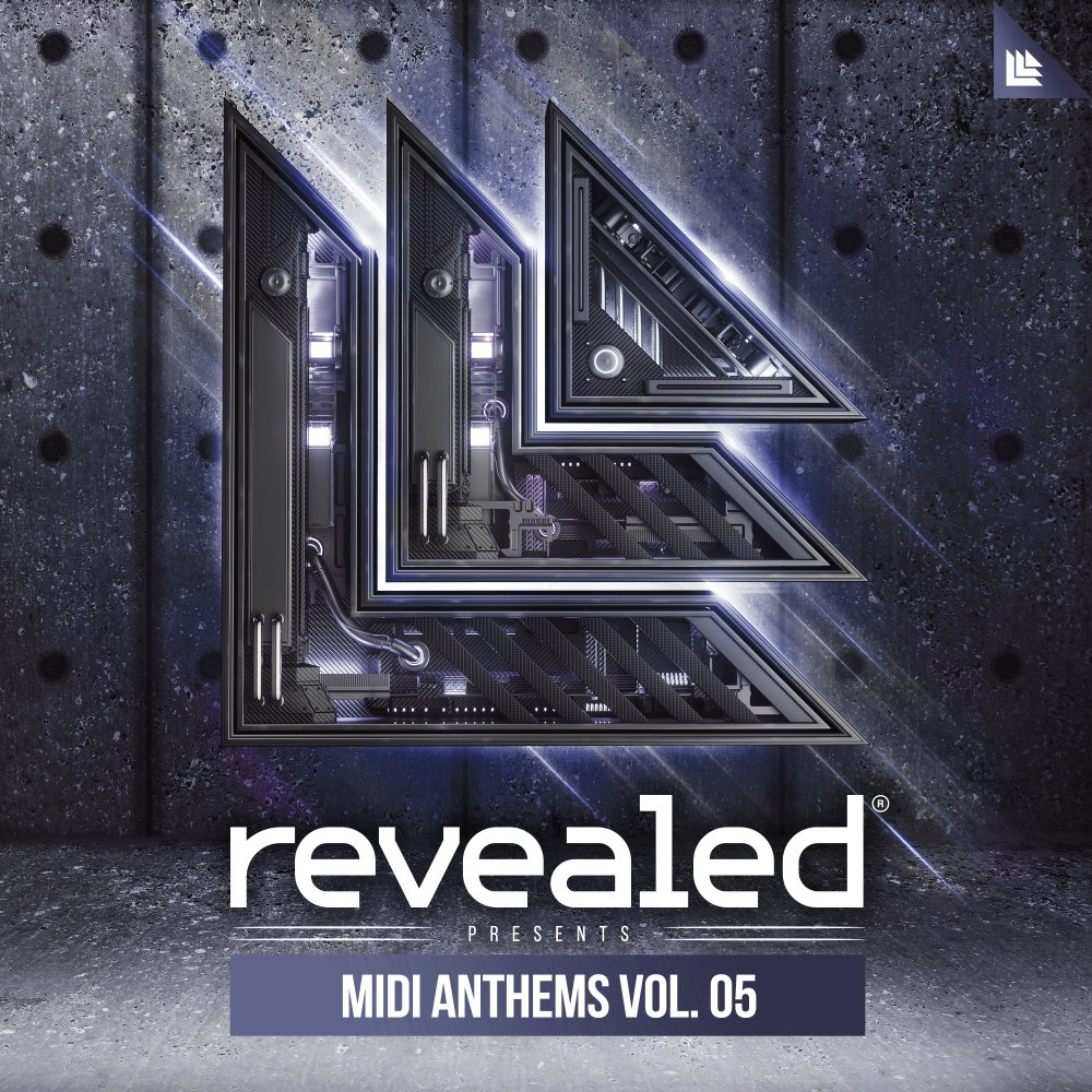 Revealed MIDI Anthems Vol. 5 - revealedrec⁠