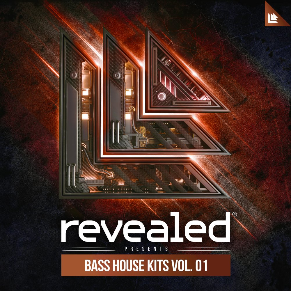 Revealed Bass House Kits Vol. 1 - revealedrec⁠