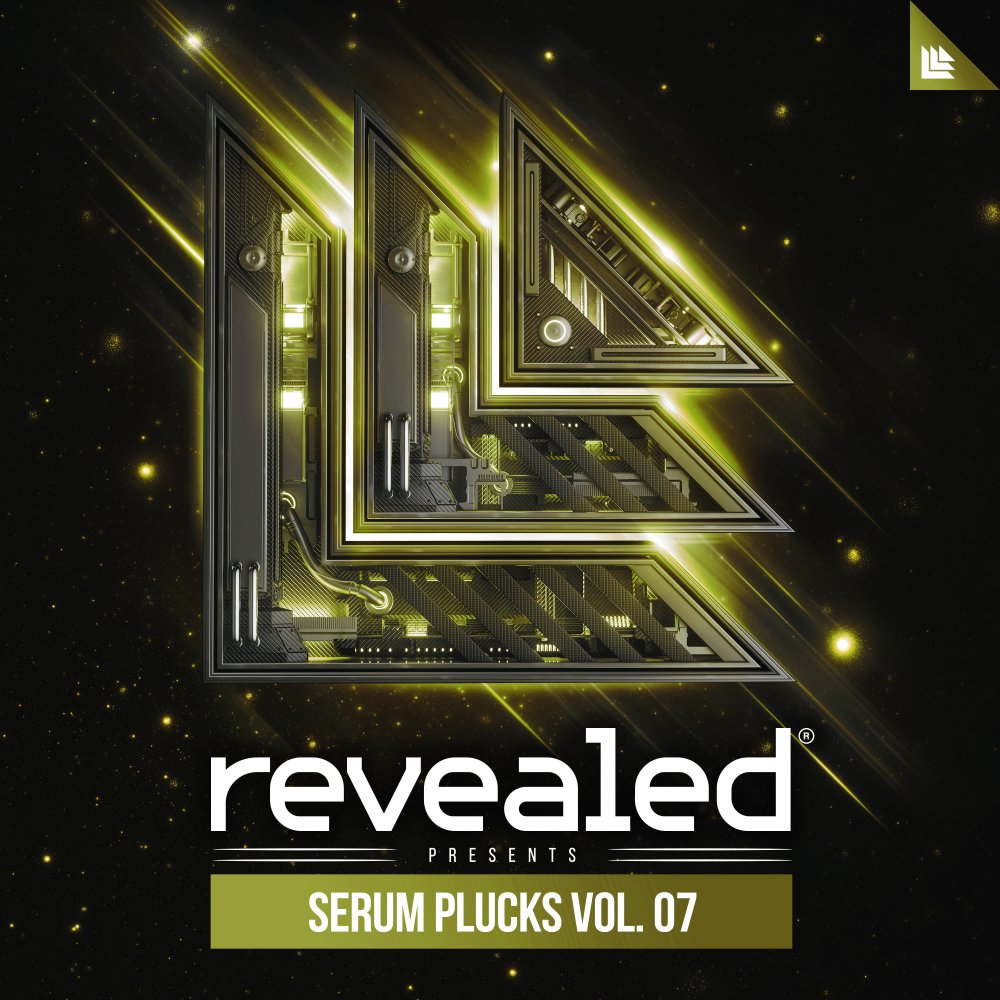 Revealed Serum Plucks Vol. 7 - revealedrec⁠