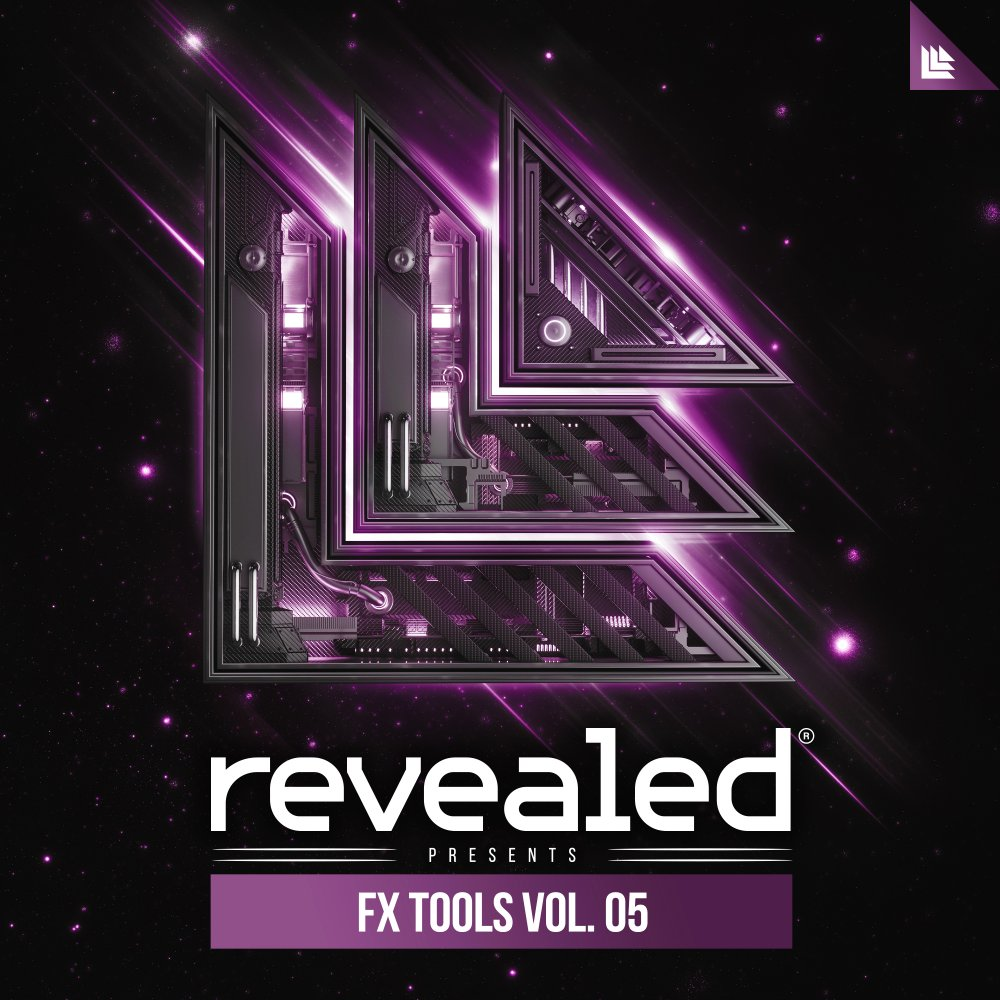 Revealed FX Tools Vol. 5 - revealedrec⁠