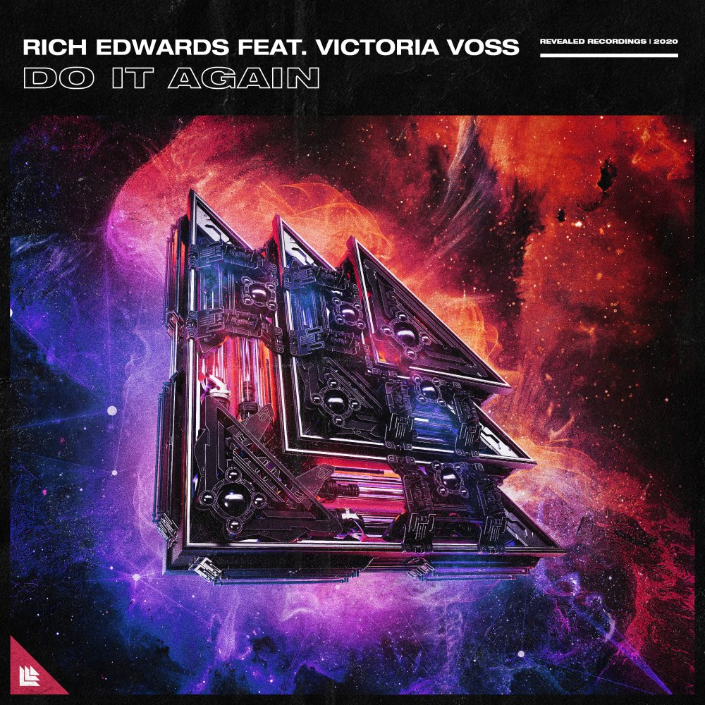 Do It Again - Rich Edwards⁠ feat. Victoria Voss⁠