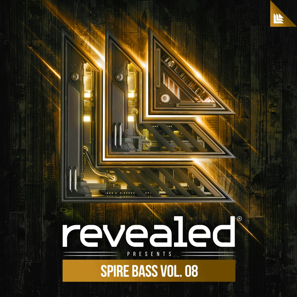 Revealed Spire Bass Vol. 8 - revealedrec⁠