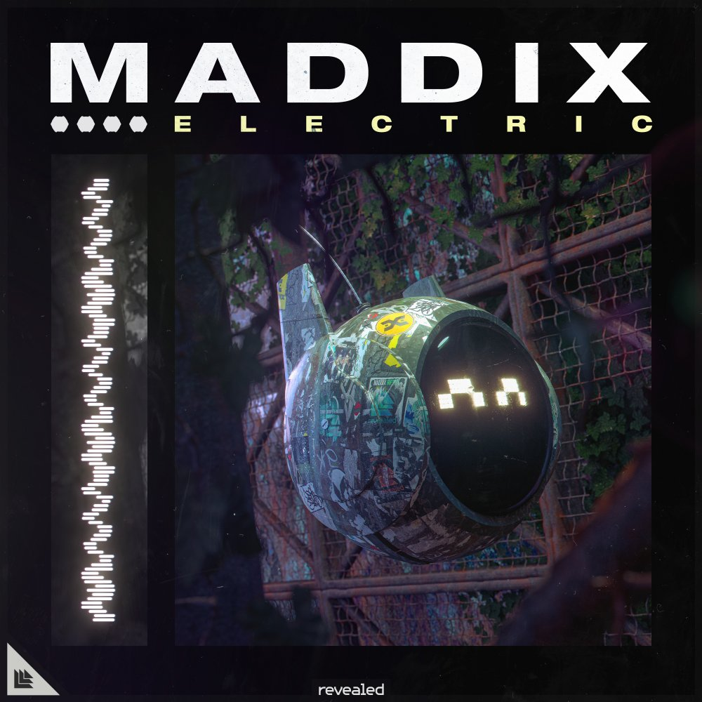 Electric - Maddix⁠