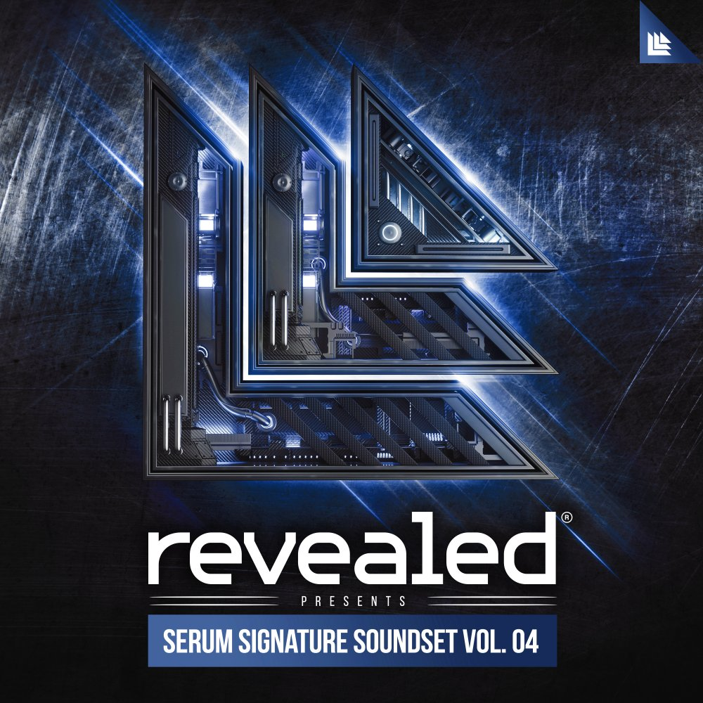 Revealed Serum Signature Soundset Vol. 4 - revealedrec⁠