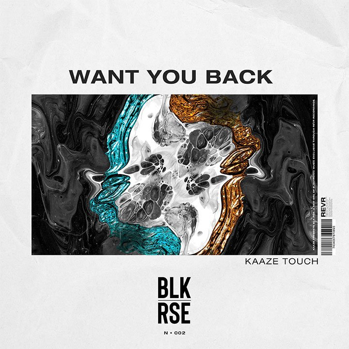 Want You Back (KAAZE Touch) - BLK RSE