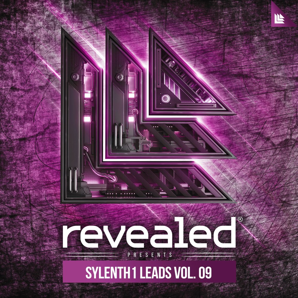 Revealed Sylenth1 Leads Vol. 9 - revealedrec⁠