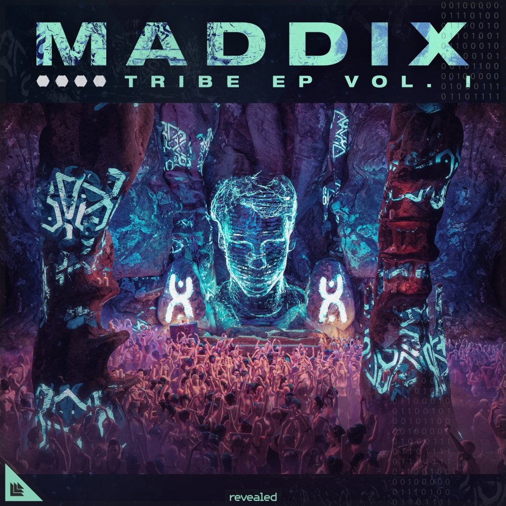 Tribe EP Vol. 1 - Maddix⁠