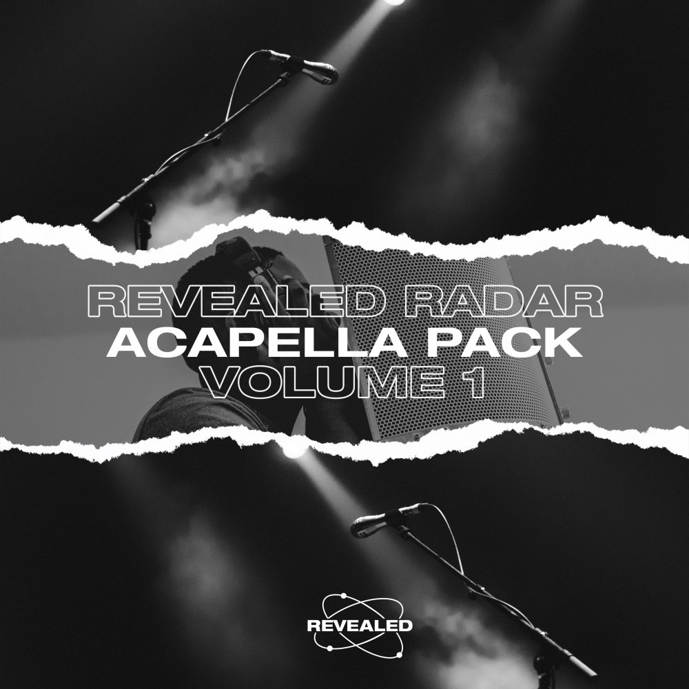 Revealed Radar Acapella Pack Vol 1 - revealedrec⁠