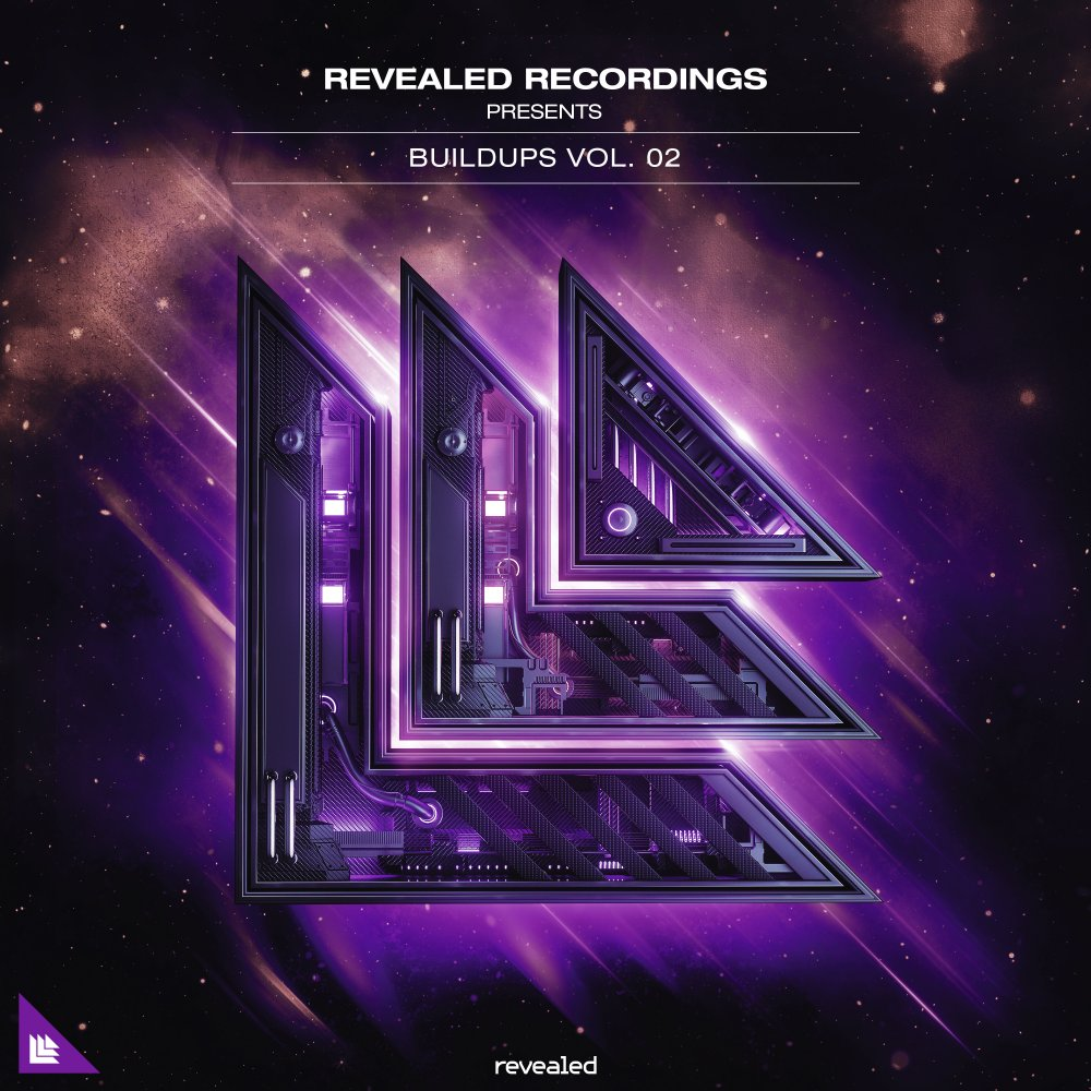 Revealed Buildups Vol. 2 - revealedrec