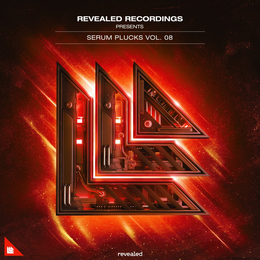 Revealed Serum Plucks Vol. 8 - revealedrec⁠