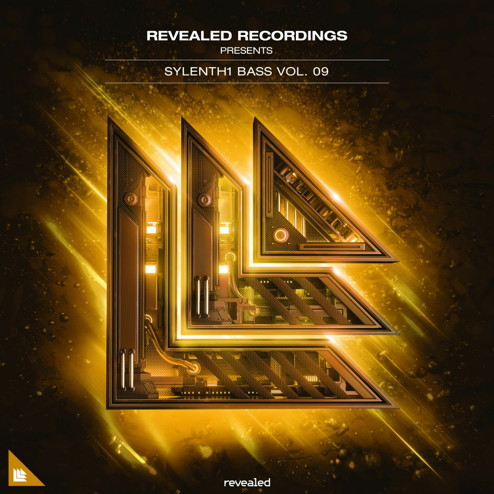 Revealed Sylenth1 Bass Vol. 9 - revealedrec⁠