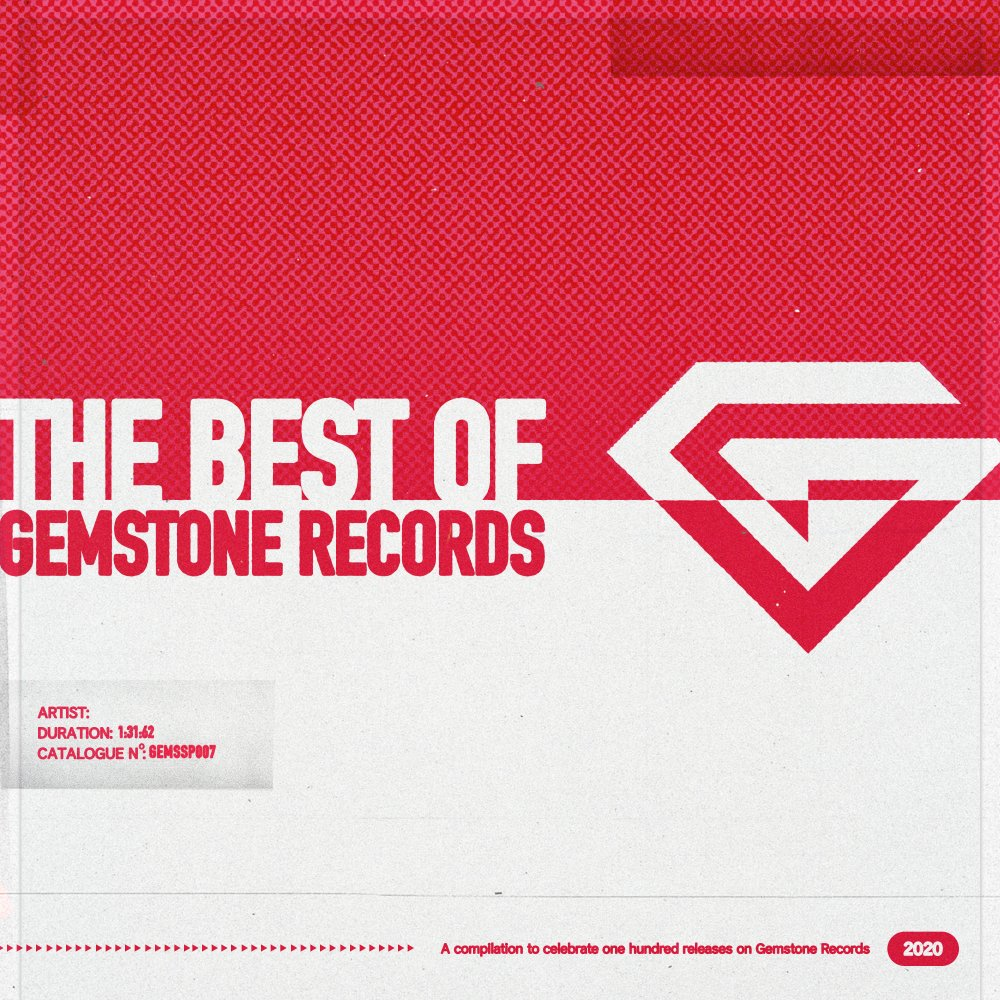 The Best Of Gemstone Records - Gemstone Records