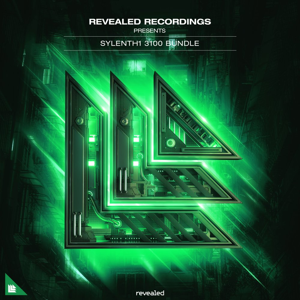 Revealed Sylenth1 3100 Bundle - revealedrec⁠
