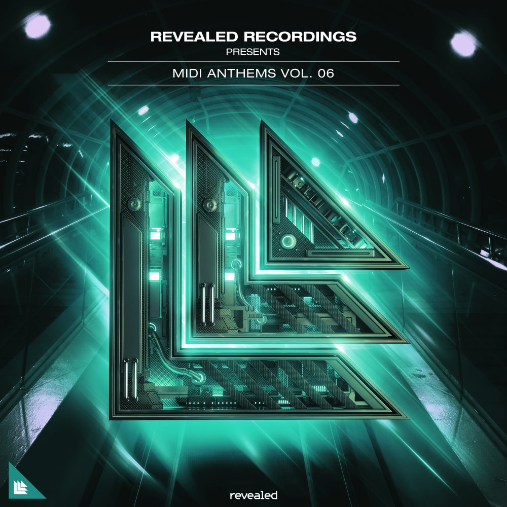 Revealed MIDI Anthems Vol. 6 - revealedrec⁠