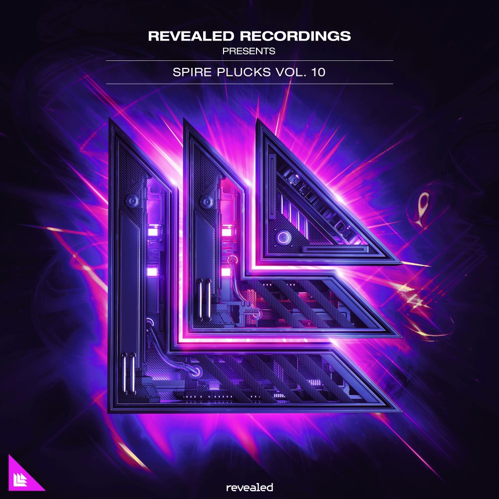Revealed Spire Plucks Vol. 10 - revealedrec⁠