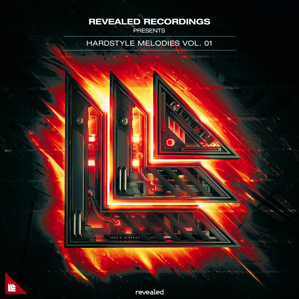 Revealed Hardstyle Melodies Vol. 1 - revealedrec⁠