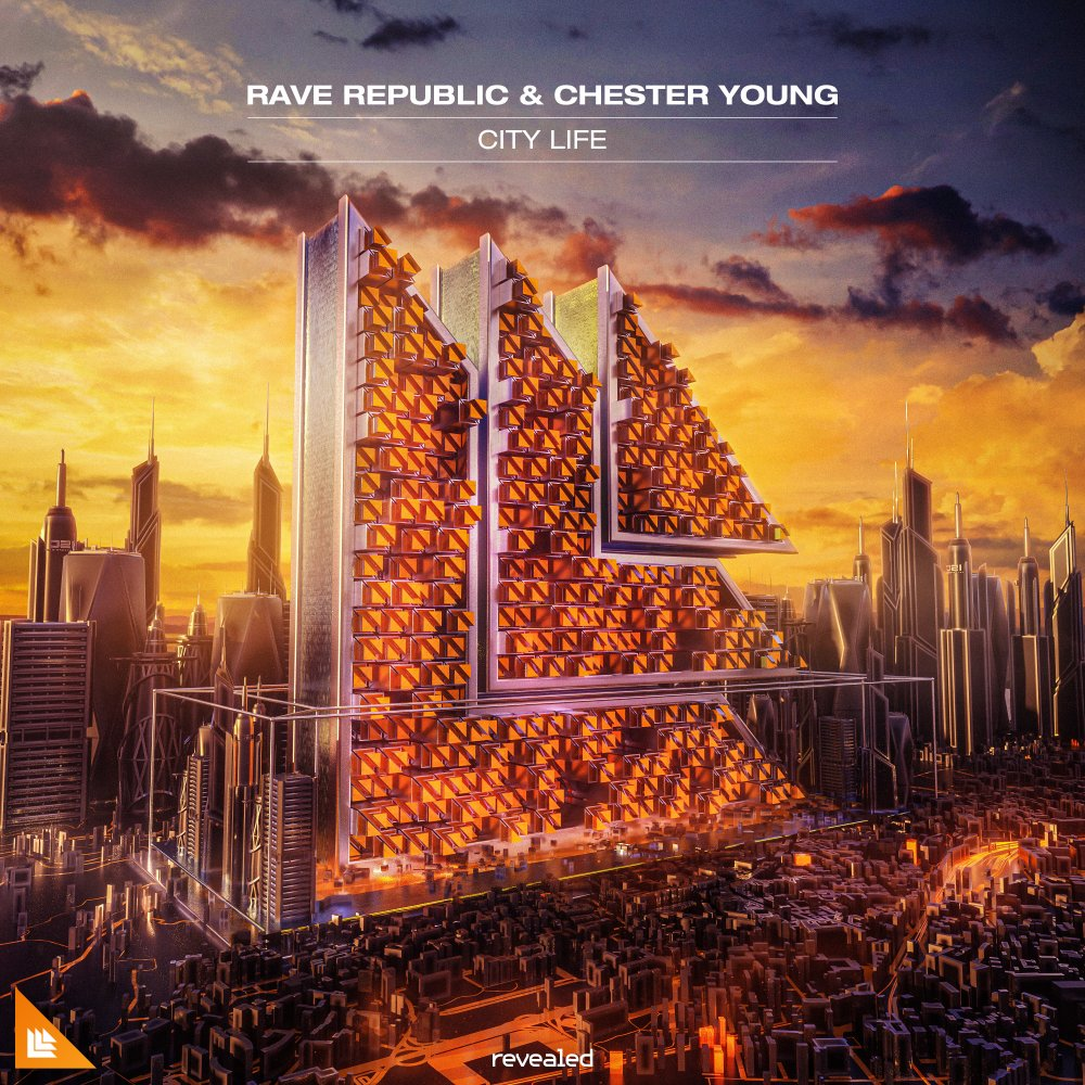 City Life - Rave Republic⁠ & Chester Young⁠